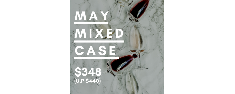 May Mixed Case: 12 bottles