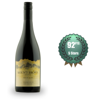 Mount Brown Estate Pinot Noir
