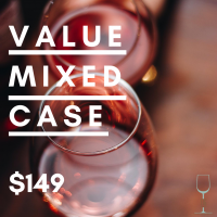 Value Mixed Case: 6 bottles
