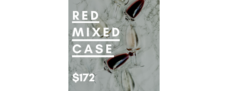 Reds Mixed Case: 6 bottles